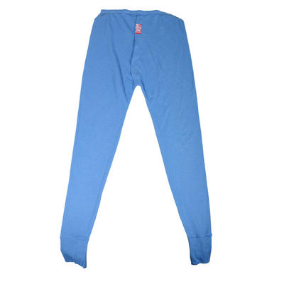 Mens Thermal Underwear Long Johns Blue XL New