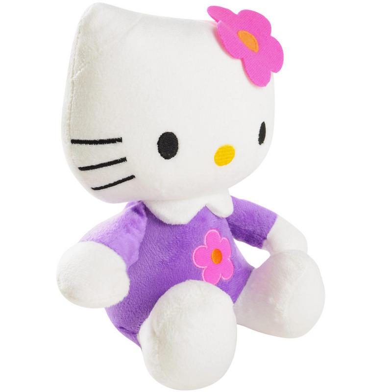 Toys For Hello Kitty : Cm quot sanrio hello kitty mini plush soft toy sitting