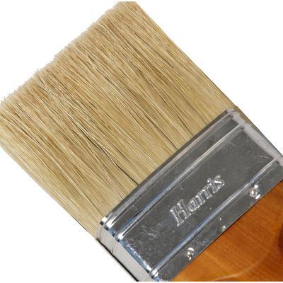 "5 x Harris Diamond Pure Bristle Brushes 3"" For Oil Paint Varnish Gloss"