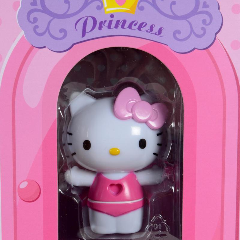 Kids hello kitty fashion boutique princess figure play set - Princesse hello kitty ...