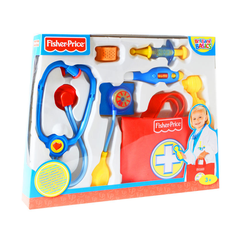 Fisher Price Brilliant Basics Kids Pre School Role Play
