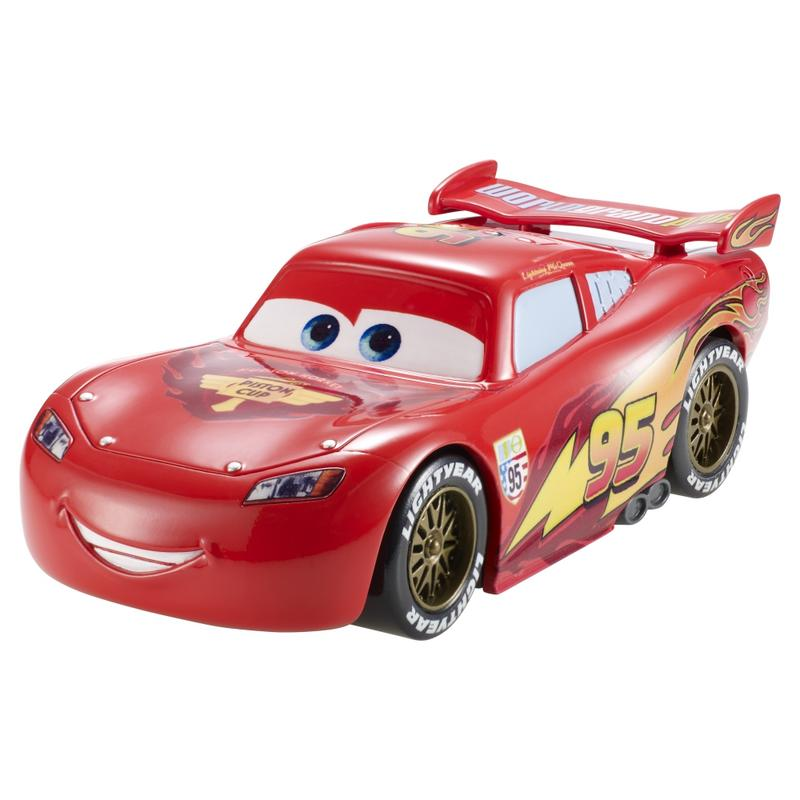 Cars 1 And 2 Toys : Cars disney pixar movie lightning mcqueen holley jeff