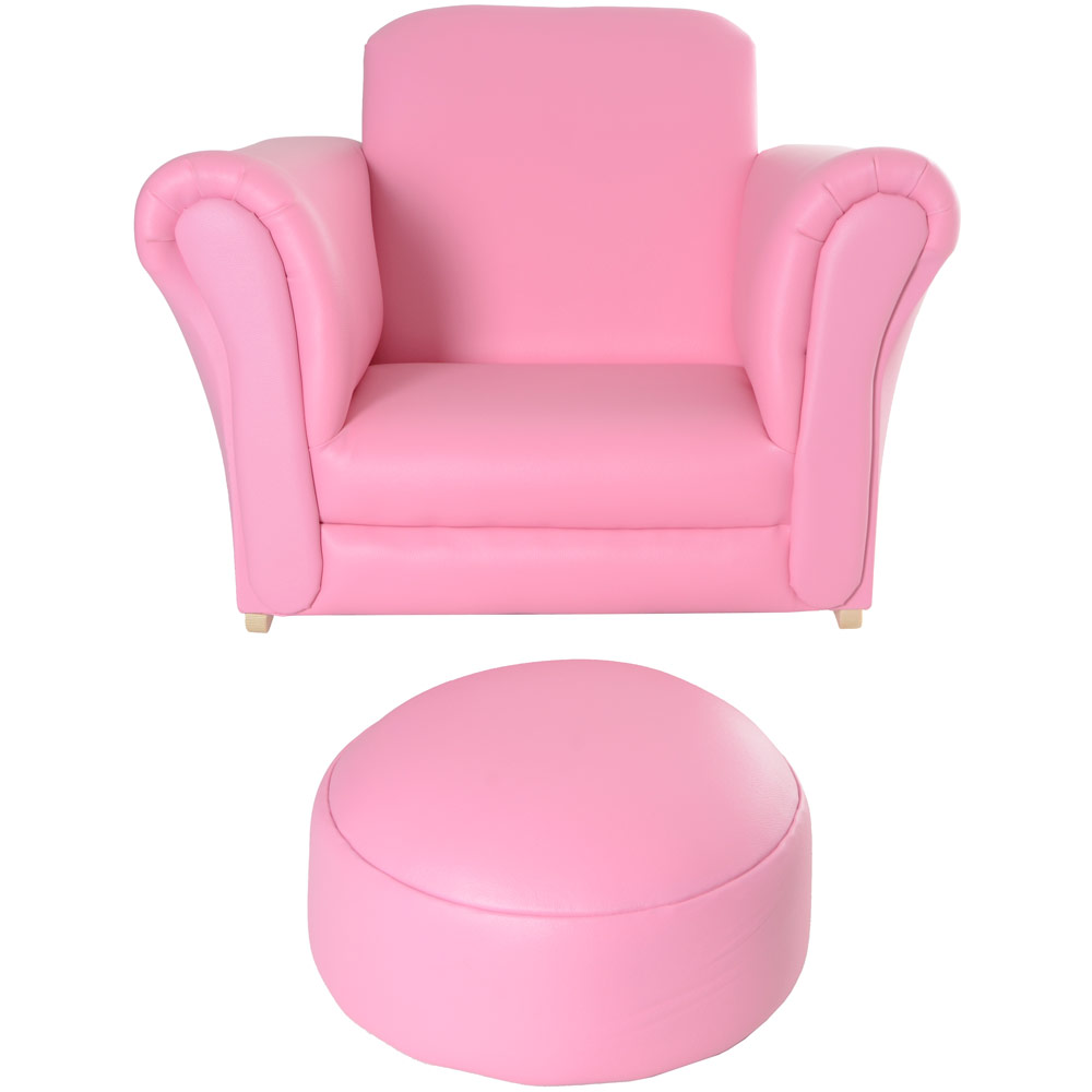 Childrens Pink Leather Sofa Catosfera Net