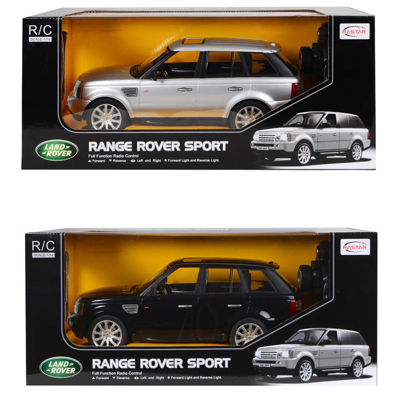 land rover r c scale 1 14 range rover sport boys radio remote controlled car. Black Bedroom Furniture Sets. Home Design Ideas