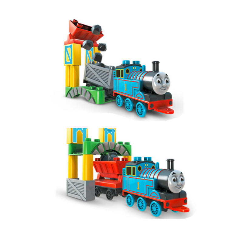 Thomas and Friends 3 - In - 1 Buildable Mega Bloks ...