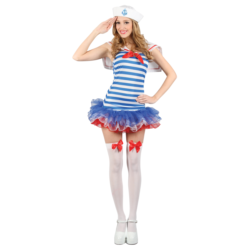 Up costume girl pin sailor