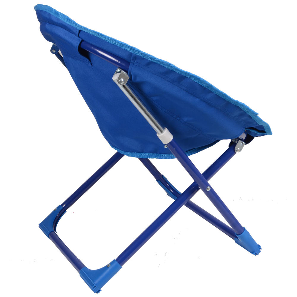 New kids childrens blue moon chair sear for indoor for Childrens garden chairs