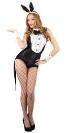 Ladies Hot Hostess Fancy Dress Halloween Costume Thumbnail 2