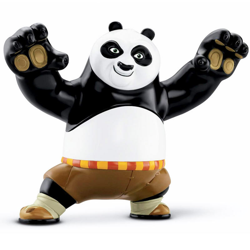 Kung Fu Panda 2 Poseable For Battle Action Figure With