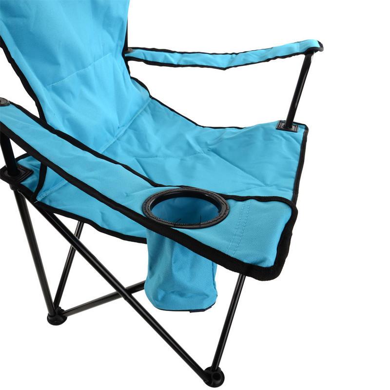Azuma Deluxe Folding Padded Camping Summer Festival ...