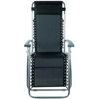 Zero Gravity Reclining Garden Relaxer Sun Lounge Chair Textaline Thumbnail 4