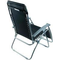 Zero Gravity Reclining Garden Relaxer Sun Lounge Chair Textaline Thumbnail 5