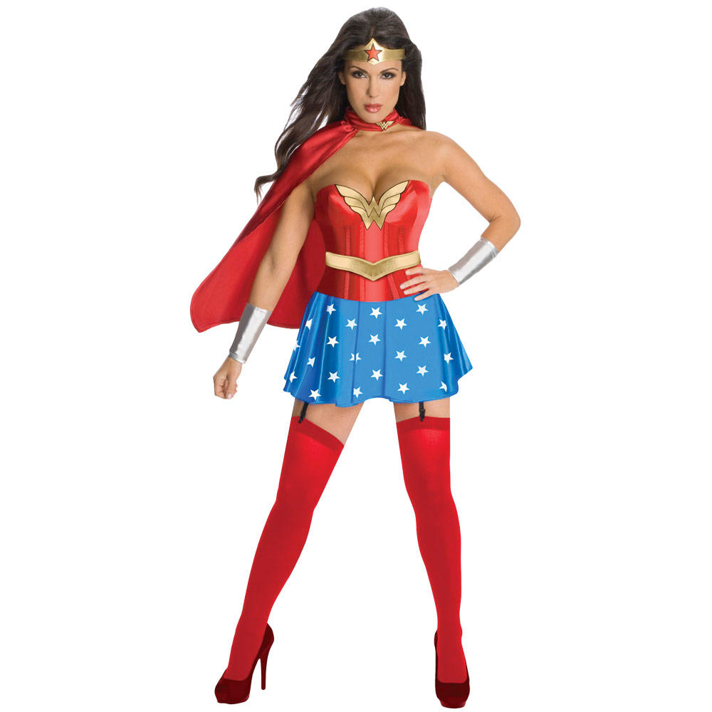 Dc Comics Wonder Woman Costume