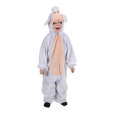 Childrens Little Lamb Fancy Dress Halloween Costume