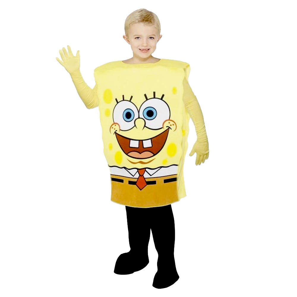 kids unisex spongebob squarepants under the sea cartoon