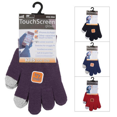 Children's Touch Screen Magic Gloves For iPhone iPad Tablet One Size