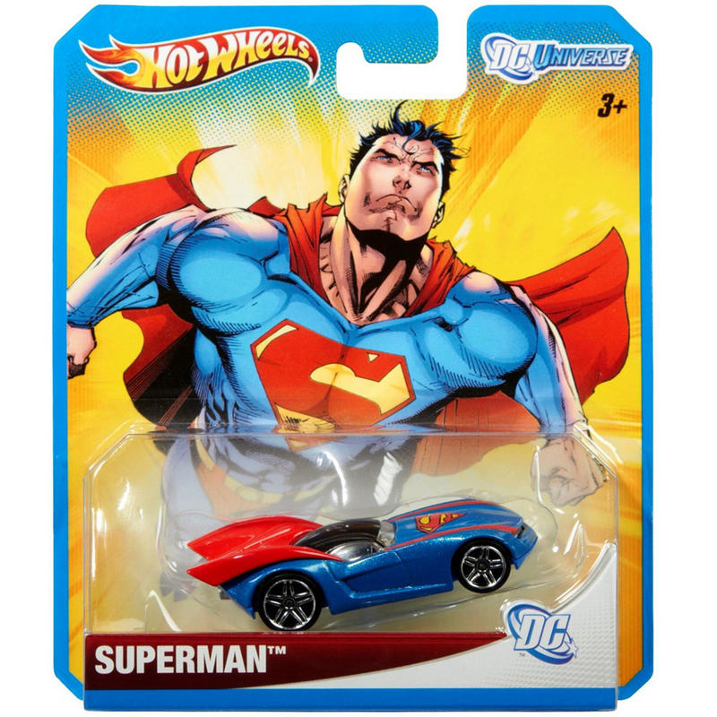 Dc Comics Superman Justice League Action Figure Truew ...