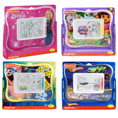 Fisher Price Magic Doodler Doodle Pad With Magnetic Drawing Screen