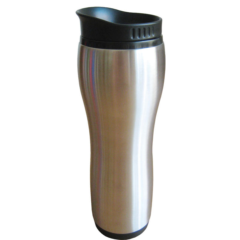 Ladies Azuma 16oz Thermal Travel Coffee Drinks Cup With