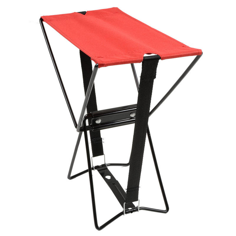 Folding Pocket Chair Seat Stool With Carry Bag For Camping Fishing