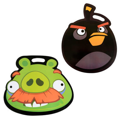 Angry Birds Cushioned Lap Desk Homework Writing Reading Table Tray