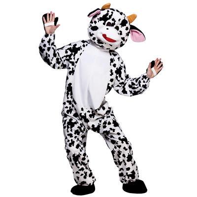 Daisy The Cow Full Body Mascot Charity Sports Farm Fancy Dress Costume