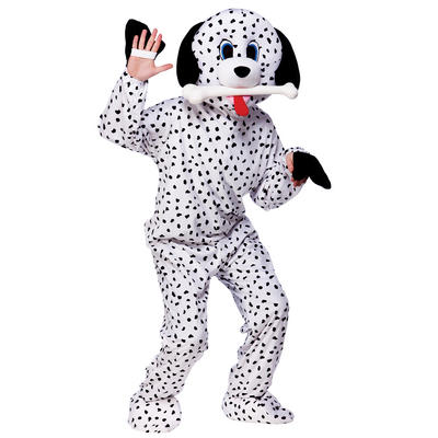 Dalmation Puppy Dog Full Body Mascot Charity & Sports Events Costume