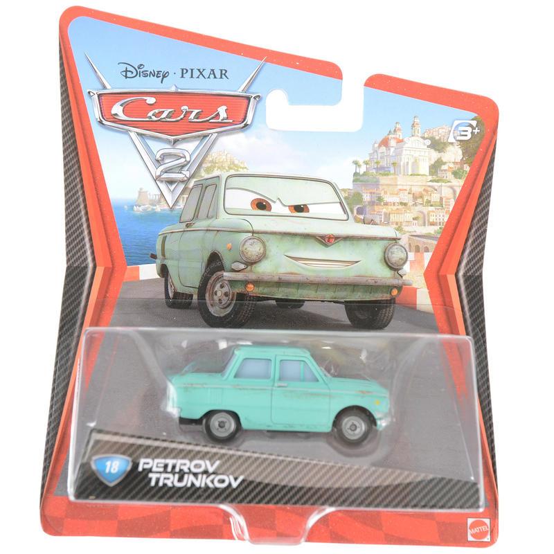 Disney Pixar Cars 2 Die Cast Vehicle Lightning McQueen
