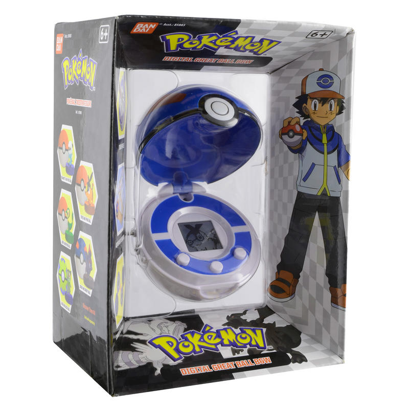 Toys For Boys Age 24 : Childrens pokemon great digital ball toy new