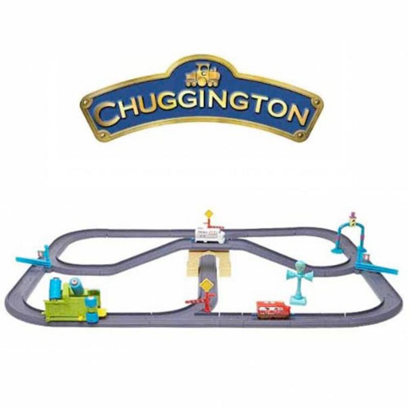 School bags for year 11 - Chuggington Wilson Gets A Wash Playset Die Cast Train Track Toy