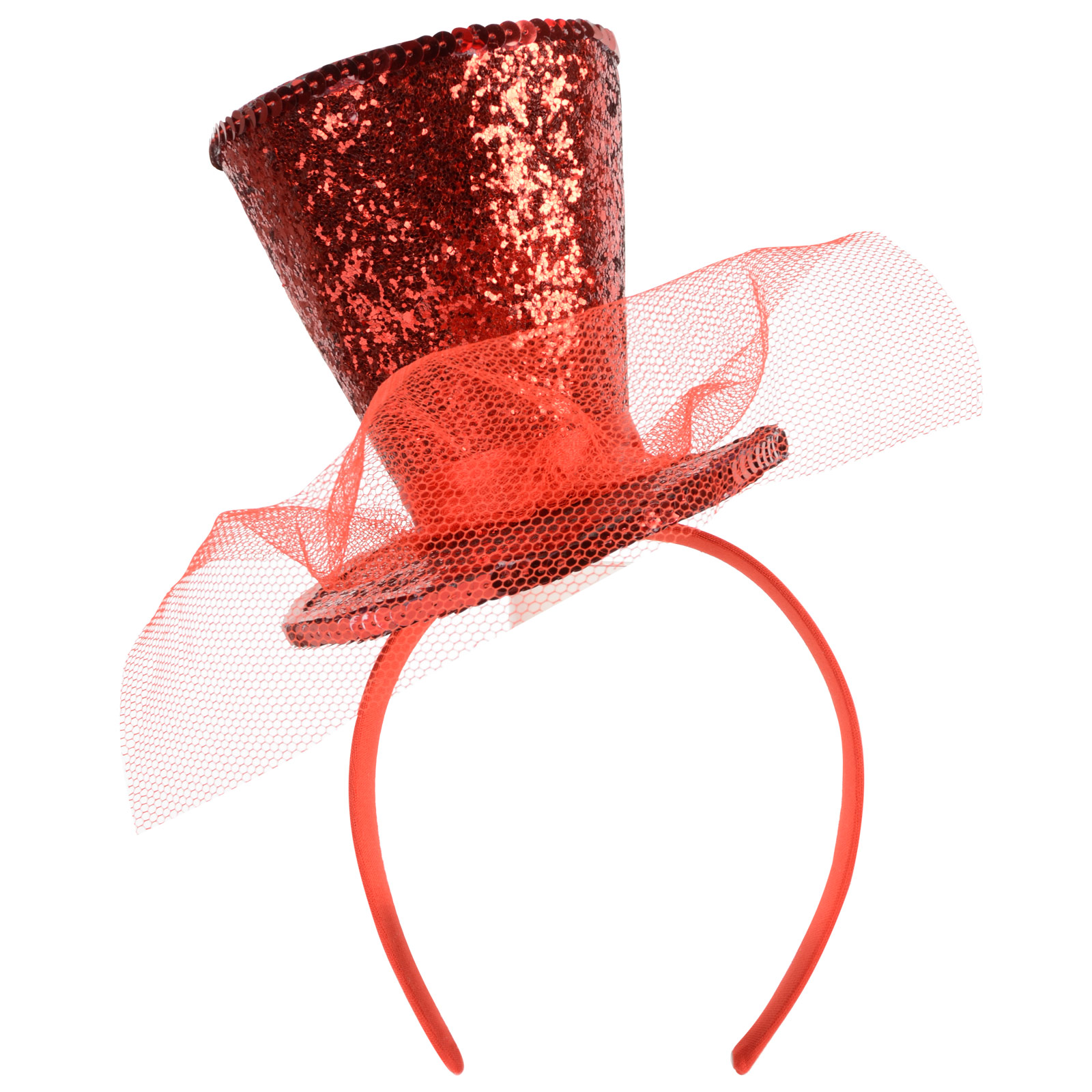 Christmas Mini Top Hat Headband