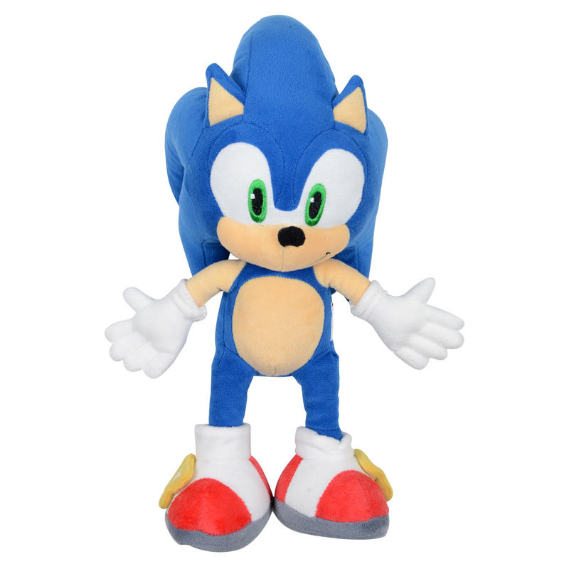 30cm Sega Sonic And Friends Soft Cuddly Stuffed Toy New