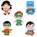 DC Comics Superhero Soft Plush Cuddly Stuffed Toy New Thumbnail 1