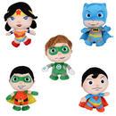 DC Comics Superhero Soft Plush Cuddly Stuffed Toy New Thumbnail 1