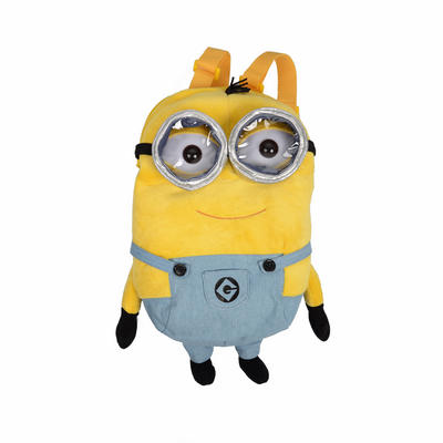 Despicable Me Minion Backpack Bag Film New