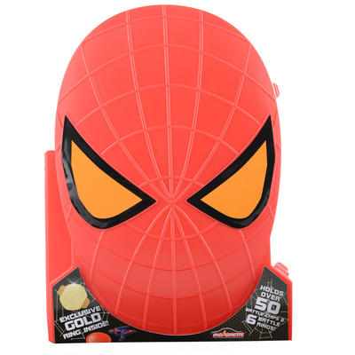 Spider Man Web Attack Storage Case New