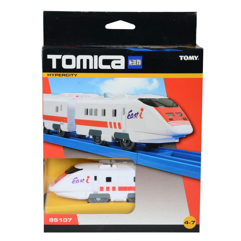 Tomy tomica hypercity train ct1100 easti 85107 preview