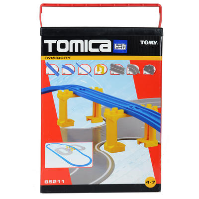 Tomy Tomica Hypercity Road & Rail Extenetion Pack - 85211