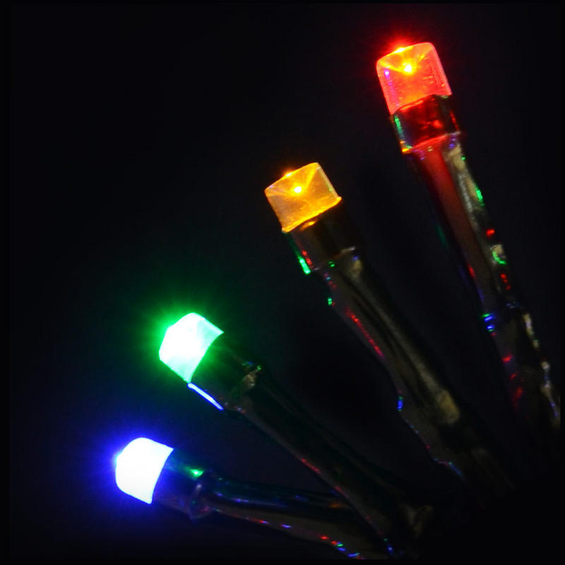 Multi Action LED Christmas Lights Indoor And Outdoor