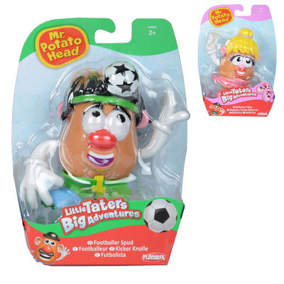 Mr/Mrs Potato Heads Little Taters Bg Adventures