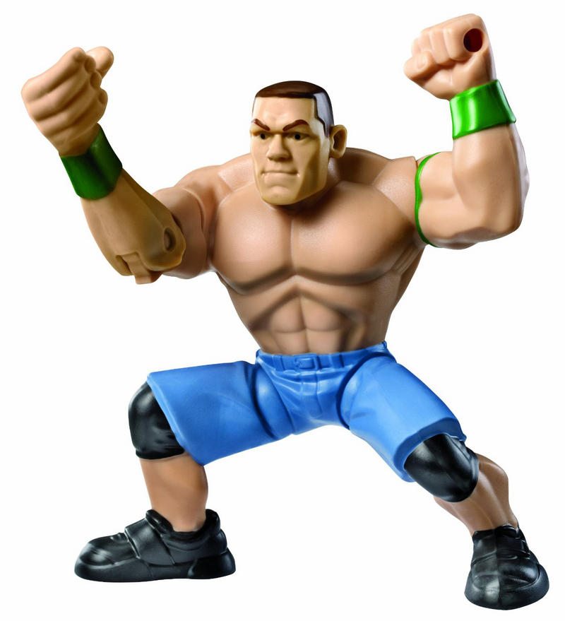 Wwe Toys For Boys : Boys wwe power slammers wrestling action figures thunder