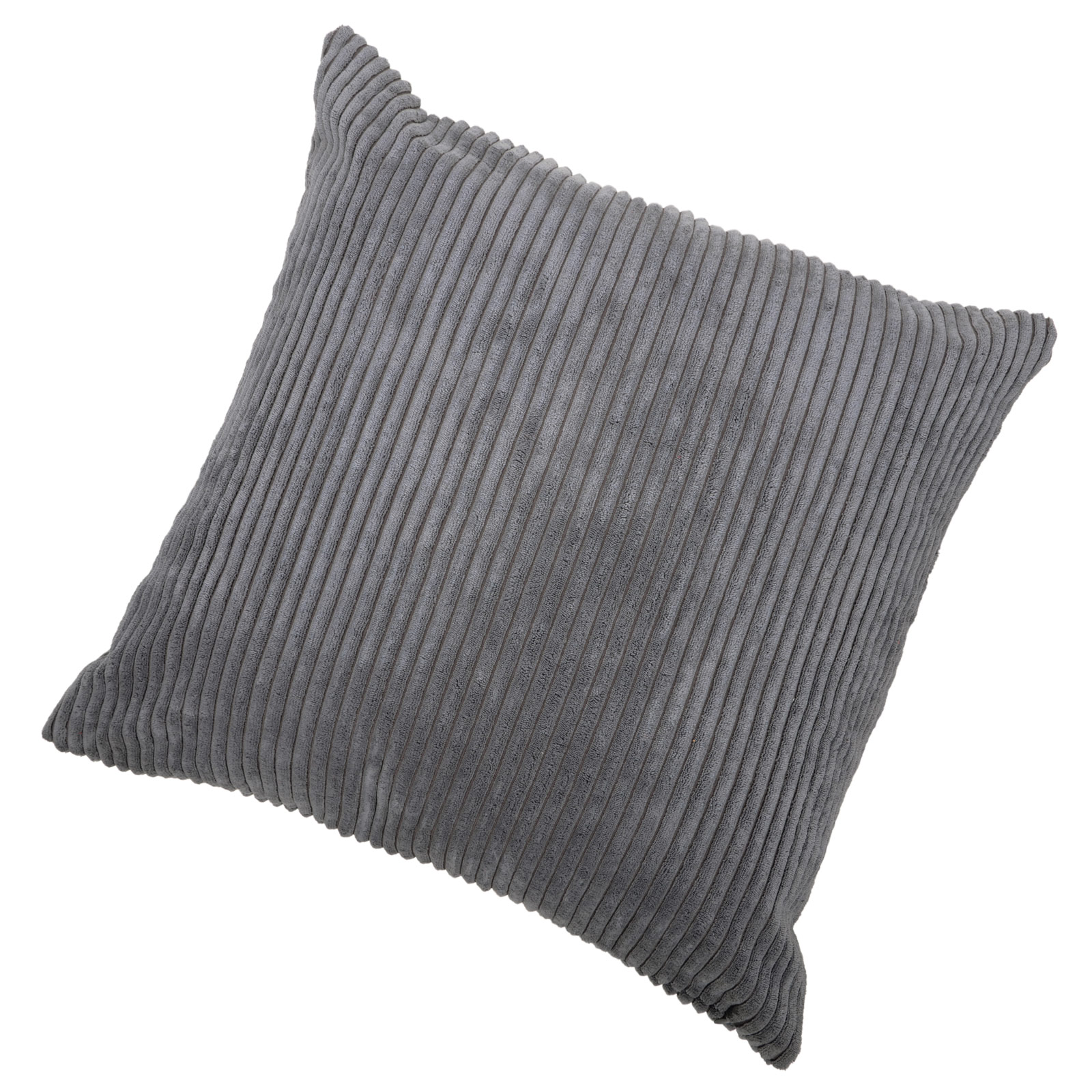 Jumbo Ribbed Cushion Cover With Inner Sofa Bed Living Room Pillow