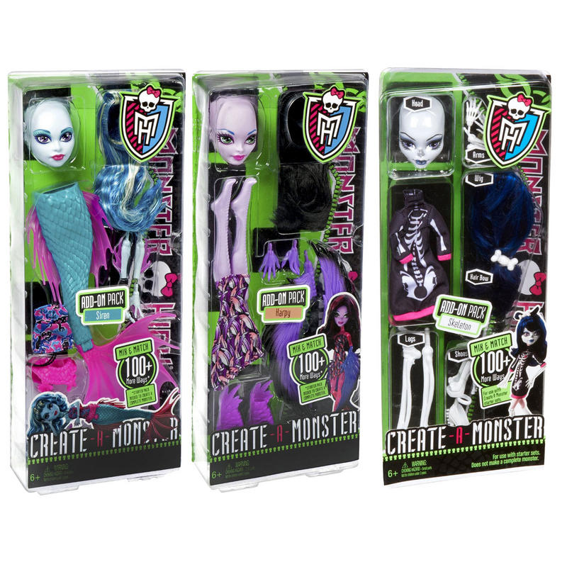 Monster High Avatar Creator – Missangest Games