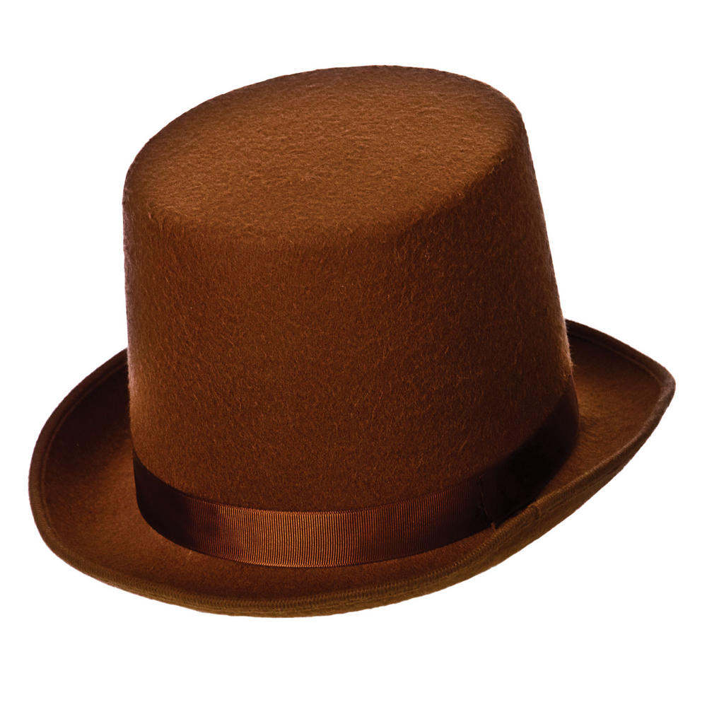 ... Top Hat Fancy Dress Up Party Halloween Accessory   Hats   XS Party