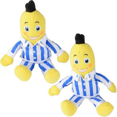 Bananas In Pyjamas Mini Plush Soft Cuddly Toy 10mths+