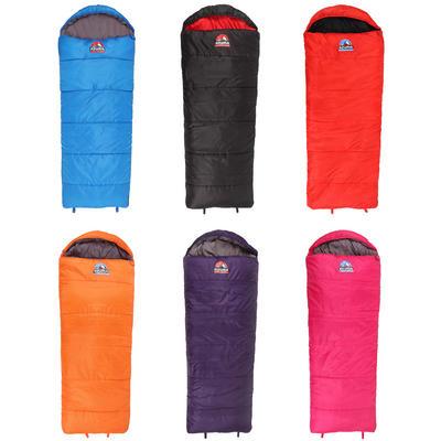 Azuma Kids Camping Sleepover 1-2 Season Mummy Shape Sleeping Bag