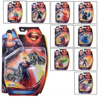 Childrens Man Of Steel Superman Hero Toy New