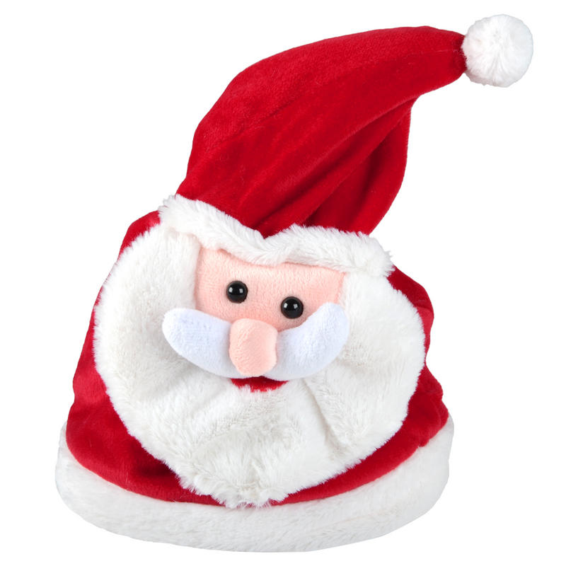 Animated musical moving merry christmas shout song novelty
