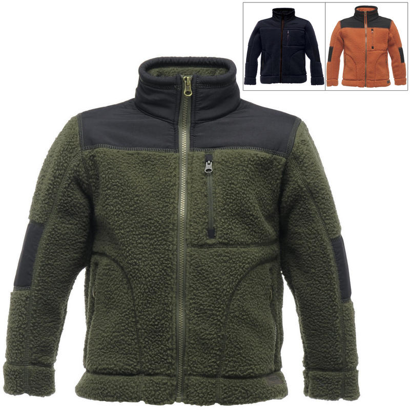 Chunky Fleece Jacket - JacketIn