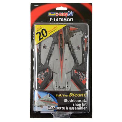 Revell Easy Kit F-14 Tomcat Military Aircraft Plane